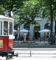 ウィーンのマクドナルド