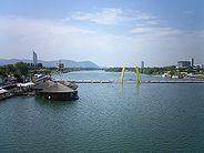 ヨーロッパを横断するドナウ川。ドイツ、シュヴァルツヴァルトに端を発し、オーストリア、東欧の10ヶ国を通って黒海に注ぐ。