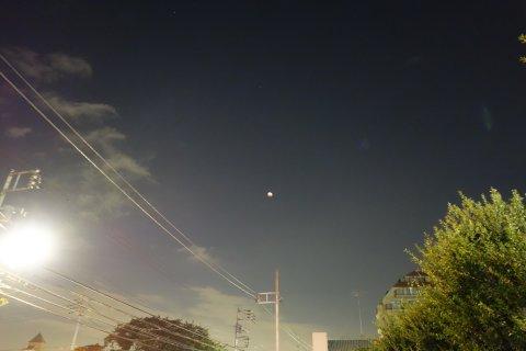 2014年の皆既月食