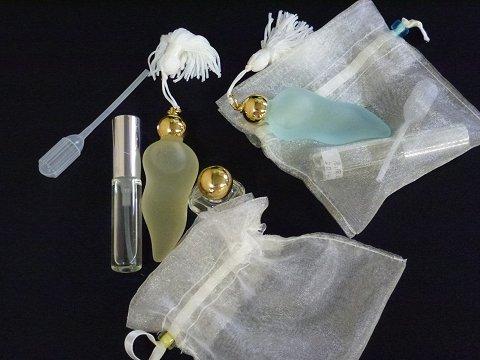 香水の社内勉強会