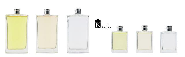 ネジキャップのボトル Kシリーズ