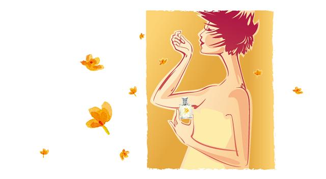 金木犀香水